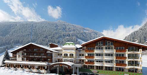 Alpenhotel Kindl****