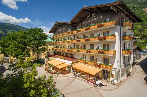 Hotel der Salzburgerhof****