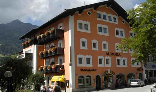 Appartementhaus Aurora****