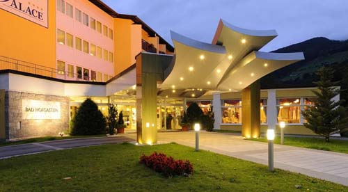 Kur- & Sport-Hotel Palace****