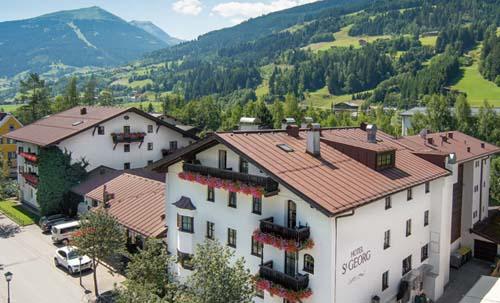 Vier Jahreszeiten Hotel St. Georg****