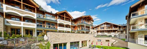 WILDKOGEL RESORTS****