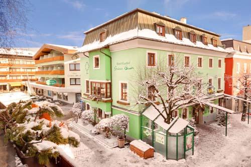 Hotel Grüner Baum***