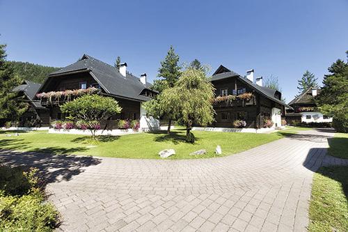 Naturel Hoteldorf Schönleitn ****