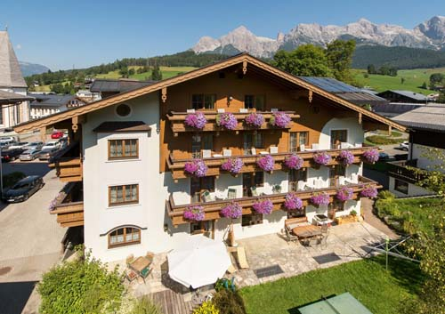 Pension-Appartements Alpenblick***