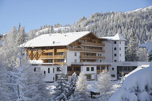 Das Alpenhaus Katschberg1640