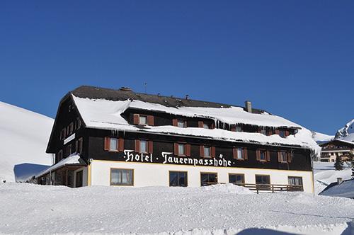 Hotel Tauernpasshöhe