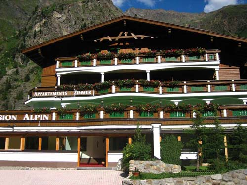 Pension Appartement Alpin