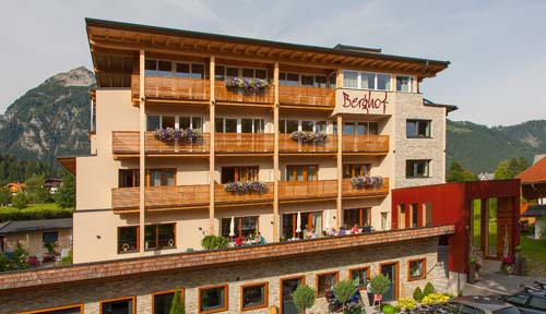 Hotel Garni Berghof***