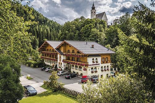 Familienhotel*** Salzburger Hof