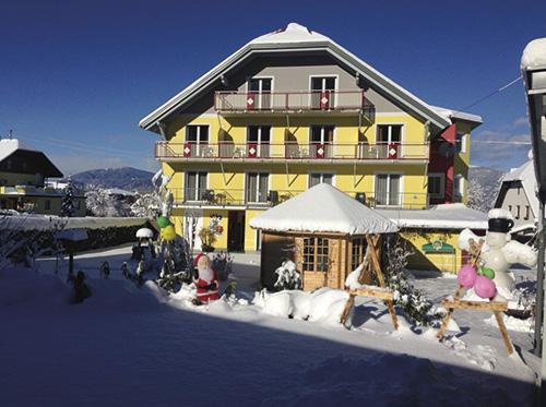 Pauli´s Golf und Familienhotel Pogöriacherhof