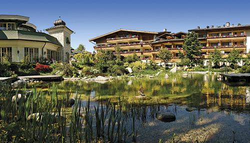 Hotel Salzburgerhof*****