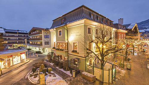 Hotel Grüner Baum****