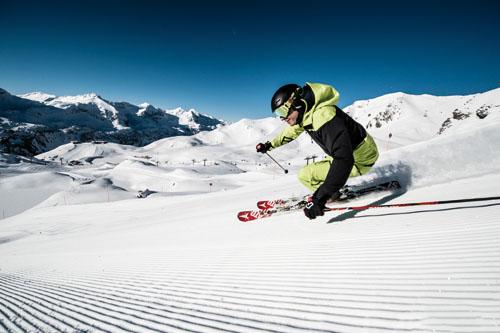 Ranní a noční lyžování