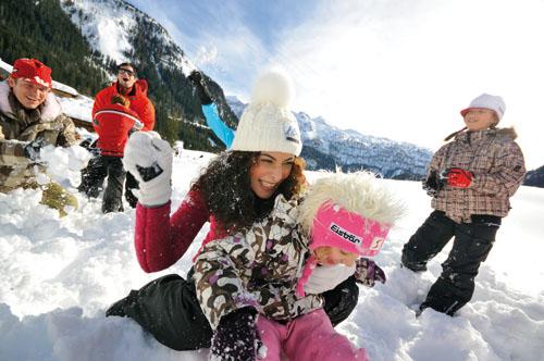 Zimní turistika