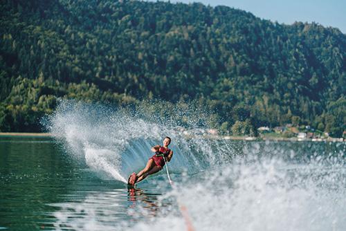 Vodní lyže a wakeboarding