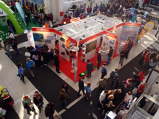 Aktivní dovolená v rakouských Alpách - výstava Sport Life 6.- 9. 11. 2014 v Brně