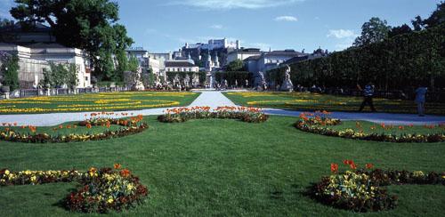 Salzburg - město W.A.Mozarta