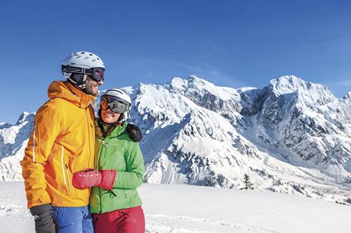 Zábava po lyžování
