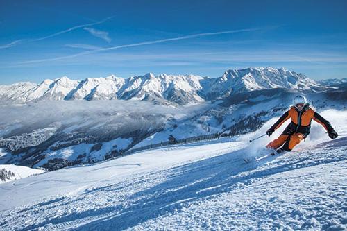 Vítáme Vás v překrásném lyžařském aleálu Hochkönig!