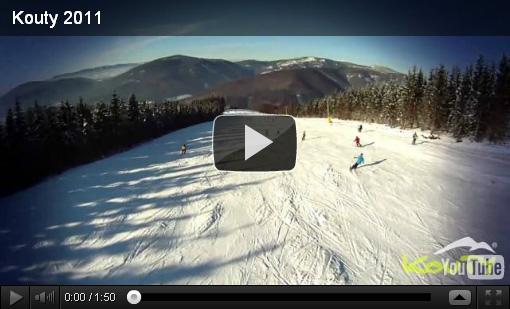 Naše doporučení - víkendové či jednodenní lyžování ve Skiareálu Kouty Jeseníky