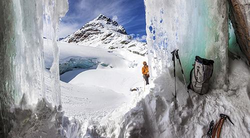 Lezení po ledu