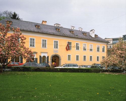 Mozartův rodný dům