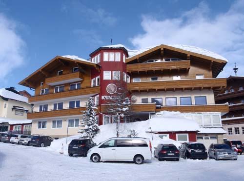 Hotel Kristall***