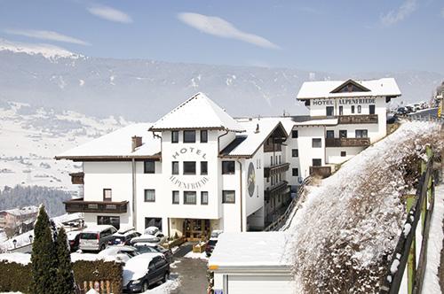 Hotel Alpenfriede***