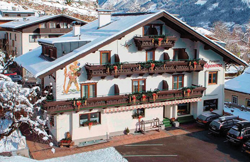 Pension Alpenrose Zell am See