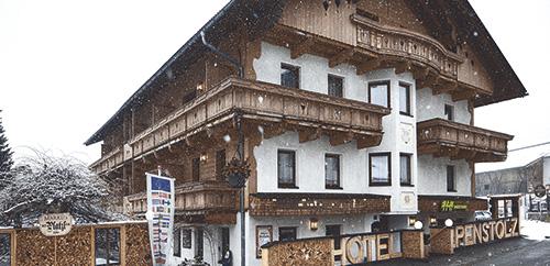 Hotel Alpenstolz***