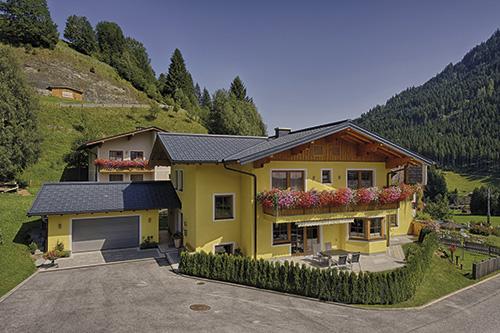 Appartementhaus Berger