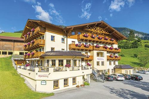 Hotel Berggasthaus Alpenklang