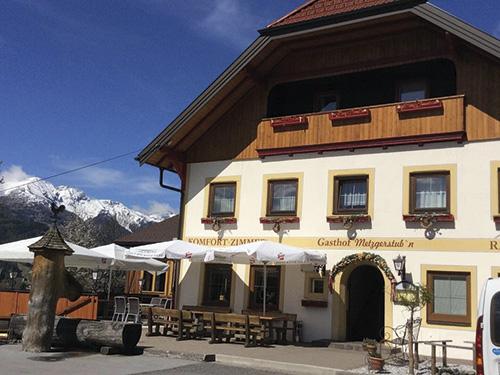 Gasthof & Landhaus Metzgerstub´n
