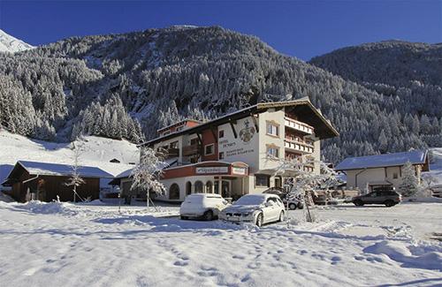 Hotel Alpenhof ***s