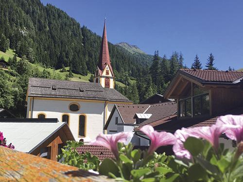 Bergsteigerhotel Das Lamm