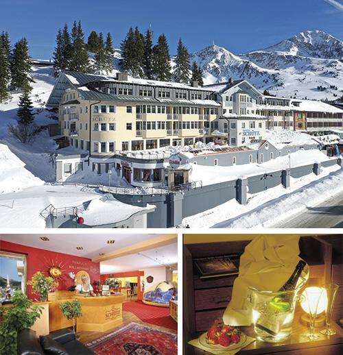 Hotel Das SCHÜTZ - Obertauern