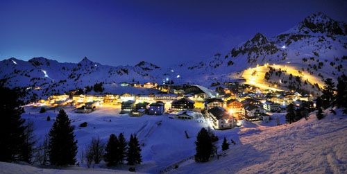 Rakouské středisko OBERTAUERN začíná 24. prosince