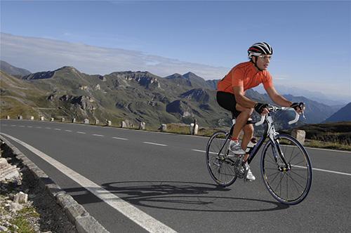 Dreiländertour - silniční cyklistika