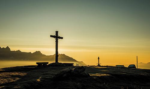 Vyhlídková hora Rossbrand
