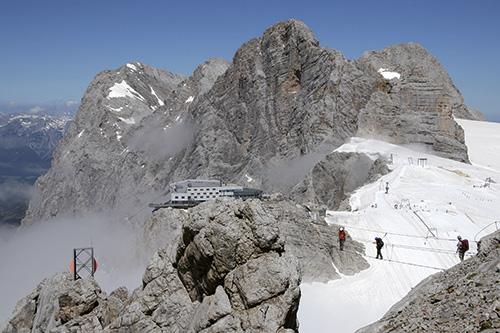 Ledovec Dachstein