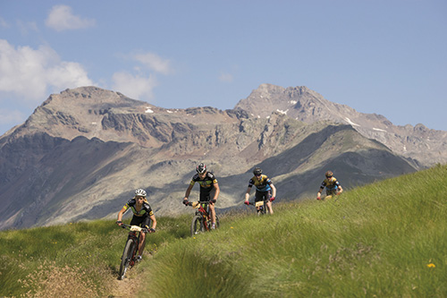 Horská kola a cykloturistika