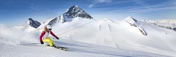 Tux - ledovec Hintertux