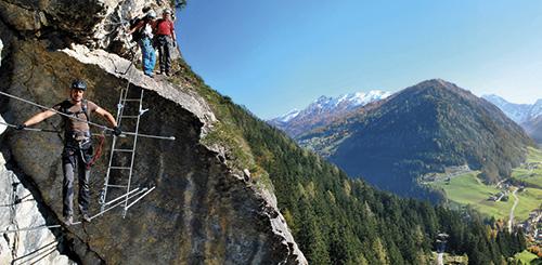 Peter Kofler Klettersteig