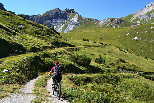 MTB trasy a cyklistické stezky