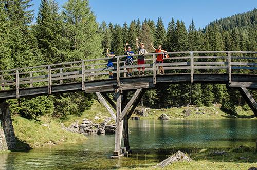Lichtsee & Obernberger See