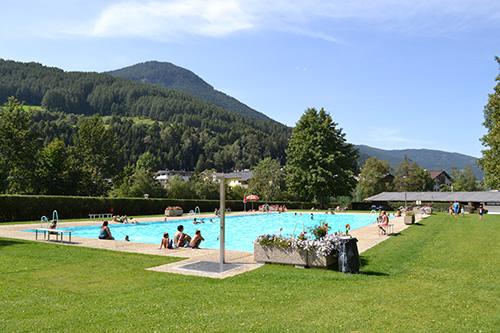 Steinach venkovní bazén