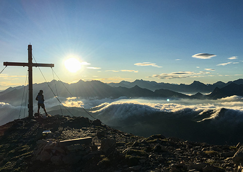 Alpské túry