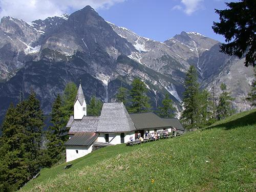 poutní kostel Sv. Magdalény