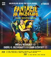 Revue Fantazie na kolečkách